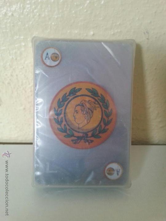Barajas de cartas: BARAJA DE CARTAS DE PUBLICIDAD ( FANTA ) PLASTIFICADA NUEVA - Foto 2 - 45686153