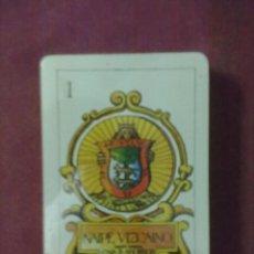 Barajas de cartas: NAIPE VIZCAINO SIN ESTRENAR. Lote 45689663
