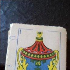 Barajas de cartas: MINI BARAJA DE CARTAS ESPAÑOLA. Lote 40858908