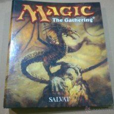 Barajas de cartas: MAGIC THE GATHERING. JUEGO MAGIC CARDS (SALVAT). Lote 45773869