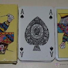 Barajas de cartas: BARAJA DE CARTAS DE PÓKER. GRAND SLAM PLAYING CARDS. BBC WADDINGTONS REYES INGLATERRA ESTADOS UNIDOS. Lote 45787660