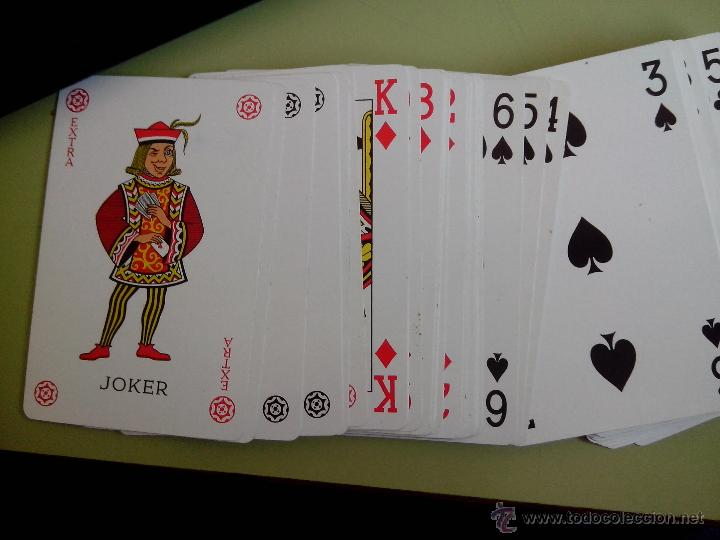 Barajas de cartas: Baraja de Poker (No está completa) - Foto 3 - 45791137
