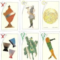 Barajas de cartas: BARAJA ESPAÑOLA ARTISTICA ANTONIO FERNANDEZ HELIODORO-AÑO 1990. Lote 45820264