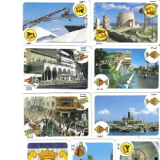 Barajas de cartas: BARAJA ESPAÑOLA TURISTICA DE TORREVIEJA-AÑO 1998. Lote 45831170