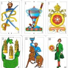 Barajas de cartas: BARAJA ESPAÑOLA DE REUS-AÑO 1996. Lote 45835101