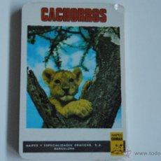 Barajas de cartas - NAIPES CACHORROS DE COMAS PRECINTADAS - 45894886