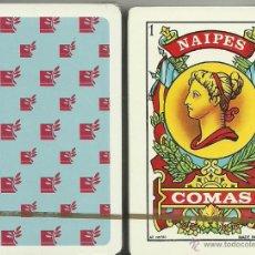 Barajas de cartas: FIGURA - BARAJA ESPAÑOLA DE 40 CARTAS. Lote 46120174