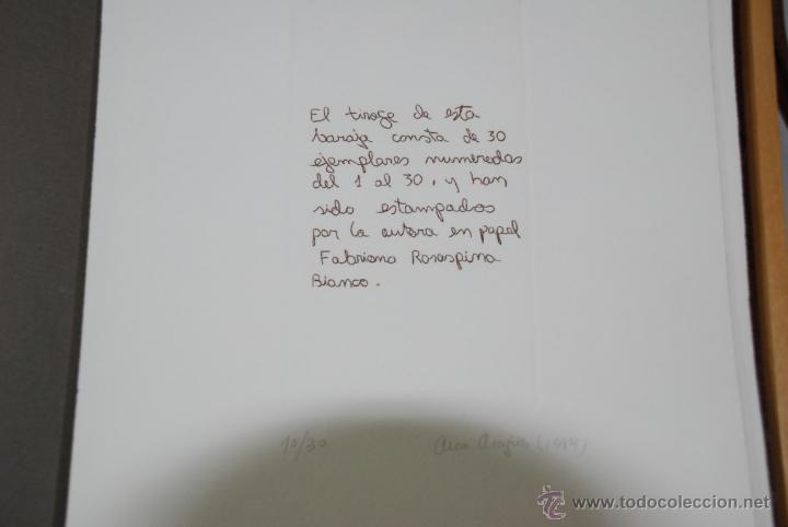 Barajas de cartas: Baraja tarot ed limitada y numerada Ana Aragüés completa - Foto 2 - 46151488
