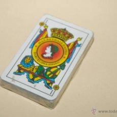 Barajas de cartas: BARAJA DE CARTAS ESPAÑOLAS MAS-REYNALS NAIPES. Lote 46215828