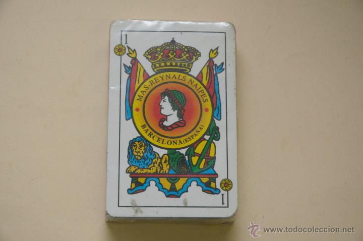 Barajas de cartas: baraja de cartas españolas MAS-REYNALS NAIPES - Foto 2 - 46215828