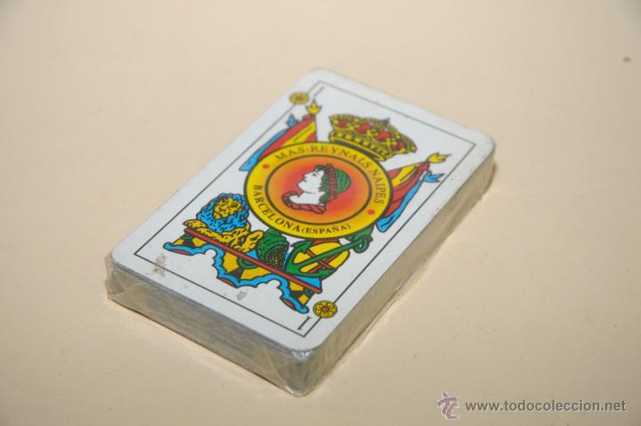 Barajas de cartas: baraja de cartas españolas MAS-REYNALS NAIPES - Foto 3 - 46215828