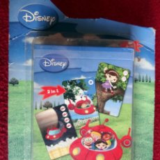 Barajas de cartas: LITTLE EINSTEINS JUEGO DE CARTAS FAMILIAR DE CARTAMUNDI MADE IN BELGIUM PRECINTADO. Lote 46222860
