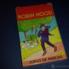 Jeux de cartes: BARAJA ROBIN HOOD. Lote 46297098