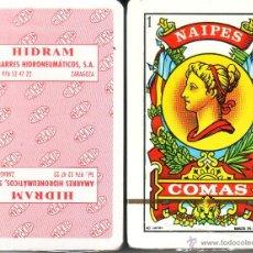 Barajas de cartas: HIDRAM - BARAJA ESPAÑOLA 40 CARTAS. Lote 46333235