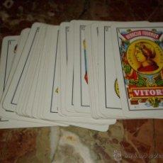 Baralhos de cartas: BARAJA CON 40 NAIPES - CAIXA GALICIA.. Lote 46337625