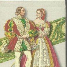 Baralhos de cartas: BONITA BARAJA DE COLECCION DE FOURNIER DE TRAJES FRANCESES DE LOS SIGLOS XVI Y XVII VER FOTOS. Lote 46338188