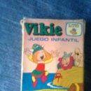 Barajas de cartas: BARAJA DE CARTAS VIKIE, EL VIKINGO (EDICIONES RECREATIVAS, 1975) - COMPLETA WICKIE. Lote 46340258