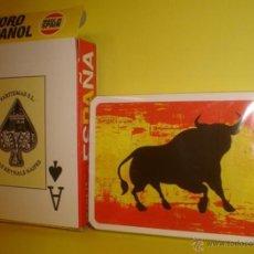 Barajas de cartas: BARAJA POKER ESPAÑOL - TEMA ESPAÑA - VARITEMAS. Lote 46508755