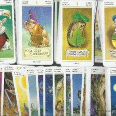 Barajas de cartas: BARAJA DE TAROT DE FAIRY COMPLETA 78 CARTAS Y ARCANOS NUEVA PERFECTA. Lote 46577478