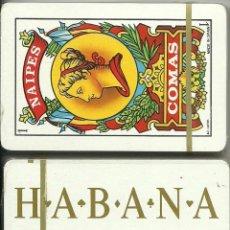 Barajas de cartas: HABANA - BARAJA ESPAÑOLA DE 40 CARTAS . Lote 46578527