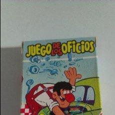Barajas de cartas: BARAJA JUEGO DE LOS OFICIOS. Lote 46608265
