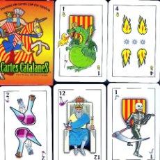 Baralhos de cartas: BARAJA EL JUEGO DE CARTAS DE LOS PAISES CATALANES¡¡ CARTES CATALAN ¡¡¡ PLAYING CARDS. SPIELKARTEN. Lote 46609431