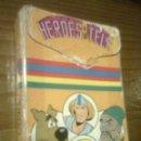 Barajas de cartas: BARAJA JUEGO DEL ATAQUE. HEROES DE LA TELE HANNAH BARBERA (EDICIONES RECREATIVAS, 1979). Lote 46609522