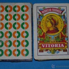 Barajas de cartas: BARAJA DE CARTAS ESPAÑOLA. FOURNIER. UCD PARTIDO POLÍTICO AÑOS 80. ADOLFO SUAREZ. Lote 46727300
