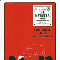 Barajas de cartas: BARAJA ESPAÑOLA PUBLICITARIA PACHARAN LA NAVARRA-FOURNIER. Lote 46791812