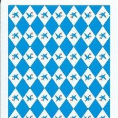 Barajas de cartas: BARAJA ESPAÑOLA PUBLICITARIA LA CAIXA-FOURNIER. Lote 46882456