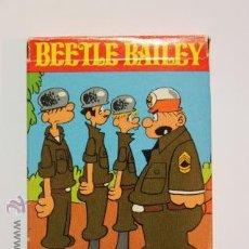 Barajas de cartas: BARAJA BEETLE BAILEY. Lote 47047483
