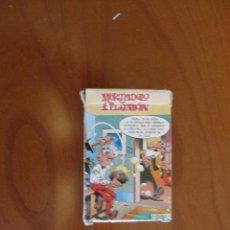 Barajas de cartas: BARAJA MORTADELO Y FILEMÓN. EDICIONES B 1994. Lote 47070424
