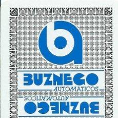 Barajas de cartas: BARAJA ESPAÑOLA PUBLICITARIA AUTOMATICOS BUZNEGO-FOURNIER. Lote 47083231