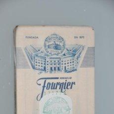 Barajas de cartas: BARAJA DE CARTAS DE FOURNIER N. 12 PRECINTADA DE 1960 APROXIMADAMENTE CON NUMERACION 171779. Lote 47131734