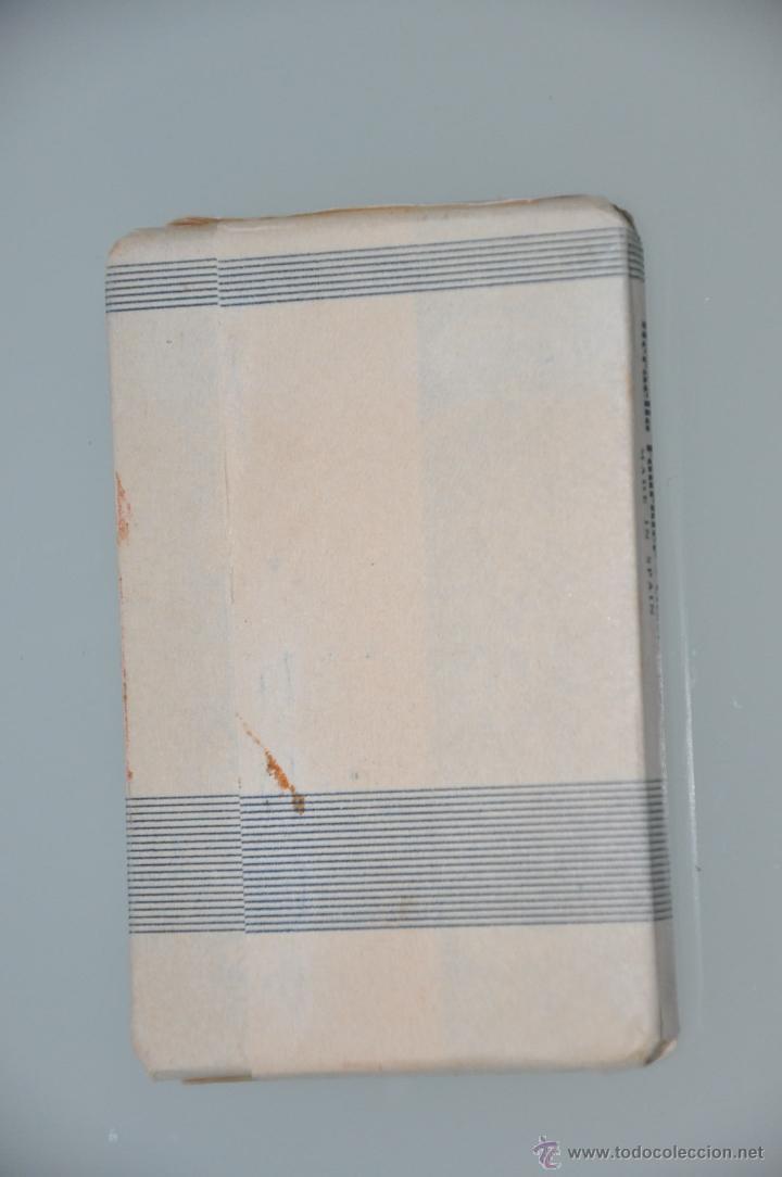 Barajas de cartas: BARAJA DE CARTAS DE FOURNIER N. 12 PRECINTADA DE 1960 APROXIMADAMENTE CON NUMERACION 171779 - Foto 3 - 47131734