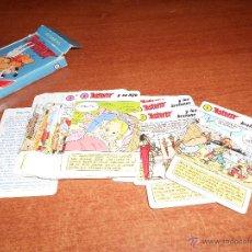 Barajas de cartas: BARAJA DE CARTAS DE ASTERIX. Lote 47154223