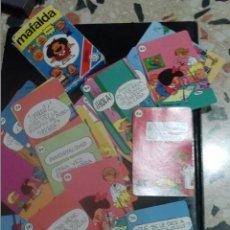 Barajas de cartas: MAFALDA BARAJA DE CARTAS INCOMPLETA FOURNIER. Lote 47264109