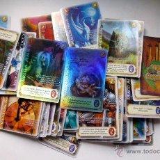 Barajas de cartas: 94 CARTAS MITOS Y LEYENDAS. Lote 47268307