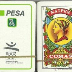 Barajas de cartas: PESA - BARAJA ESPAÑOLA 40 CARTAS. Lote 47328405