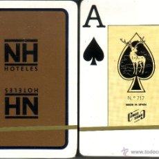 Barajas de cartas: NH HOTELES - BARAJA DE POKER. Lote 38429013