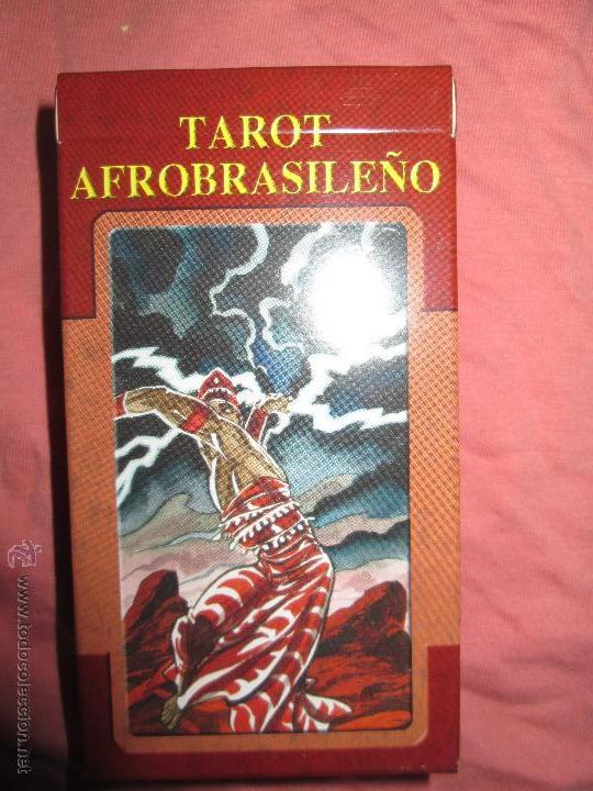 TAROT AFROBRASILEÑO - LO SCARABEO - ITALIA - EN CAJA PRECINTADO, 78 CARTAS - (Juguetes y Juegos - Cartas y Naipes - Barajas Tarot)