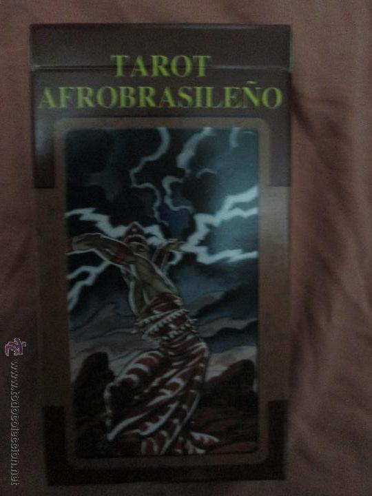 Barajas de cartas: tarot afrobrasileño - lo scarabeo - italia - en caja precintado, 78 cartas - - Foto 7 - 47382630