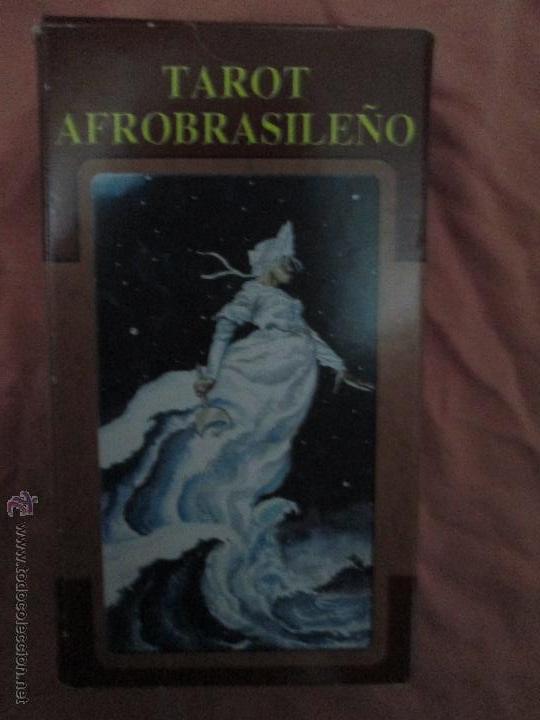 Barajas de cartas: tarot afrobrasileño - lo scarabeo - italia - en caja precintado, 78 cartas - - Foto 8 - 47382630