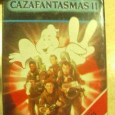 Barajas de cartas: BARAJA CARTAS COMPLETA -CAZAFANTASMAS II-. Lote 47521230