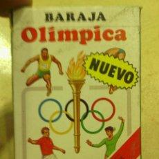Barajas de cartas: BARAJA CARTAS COMPLETA -OLIMPICA-. Lote 47522783