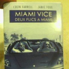 Barajas de cartas: BARAJA CARTAS COMPLETA -MIAMI VICE CON COLIN FARRELL-. Lote 47523151