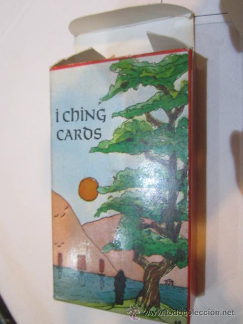 Barajas de cartas: Baraja de cartas I Ching. Oráculo chino. Textos en inglés. - Foto 2 - 103278464