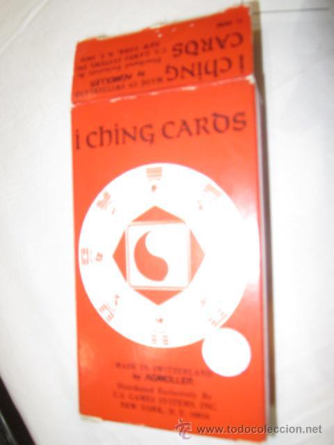 Barajas de cartas: Baraja de cartas I Ching. Oráculo chino. Textos en inglés. - Foto 3 - 103278464