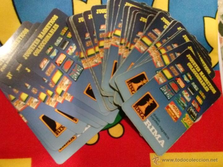 Barajas de cartas: BARAJA DE CARTAS FOURNIER COMPLETA CON LOGOS JUEGOS RIMA - Foto 3 - 47597821