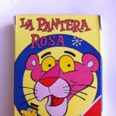 Barajas de cartas: BARAJA DE CARTAS - PANTERA ROSA - HERACLIO FOURNIER - 1983. Lote 47604893